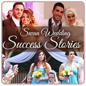 Swan Wedding Testimonials