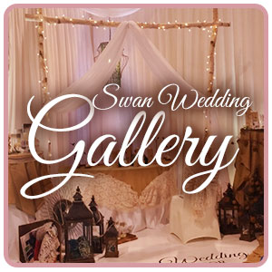 Swan Wedding Gallery